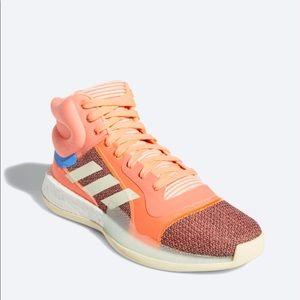 Adidas Men's Marquee Boost B-Ball Sneakers/ Shoes